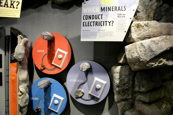 Mineral Conductivity