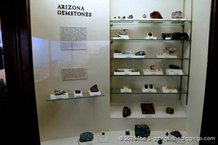 Arizona Gemstones