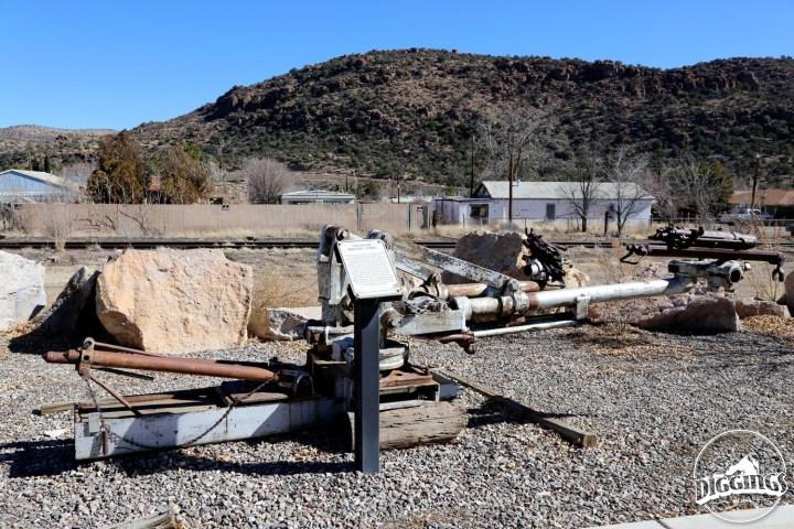 Two-Boom Drilling Jumbo