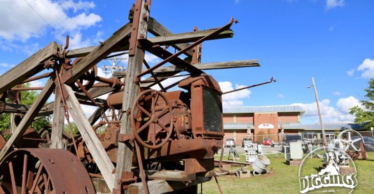 Tri-State Mining Machinery featuring the Ben R. Markley Collection