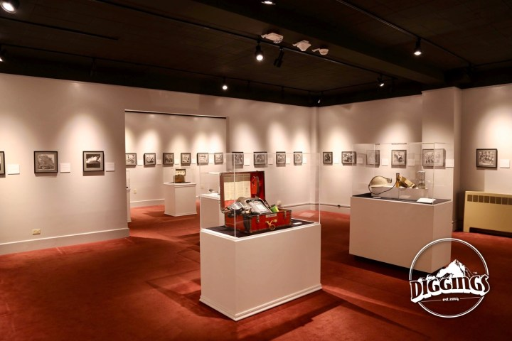 Mining photography gallery in the National Mining Hall of Fame & Museum