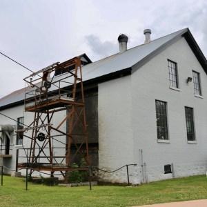 Hoist House at the Soudan Underground Mine State Park