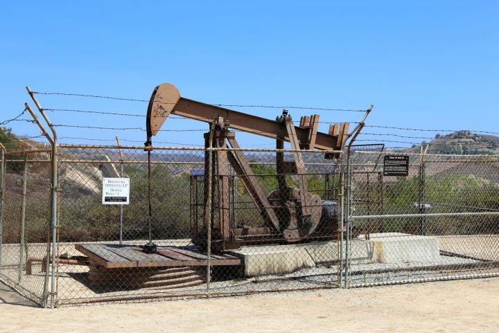 Olinda Oil Well #1