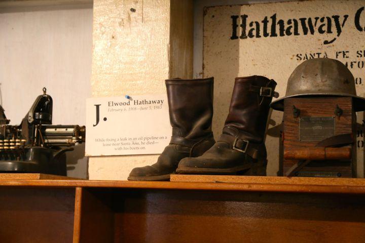 Memorial Boots & Hat