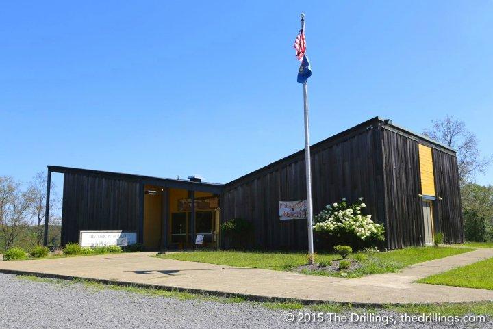Pithole City Visitors Center