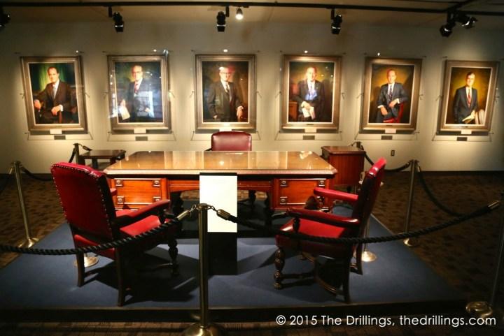 Phillip's Boardroom