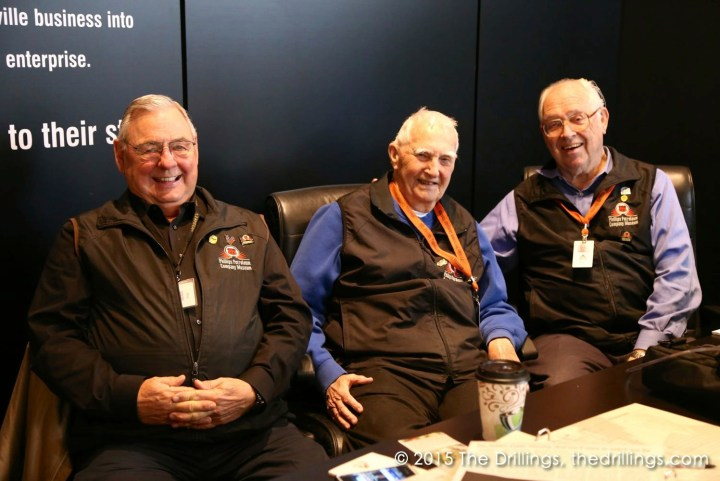 Volunteers making the museum a special place