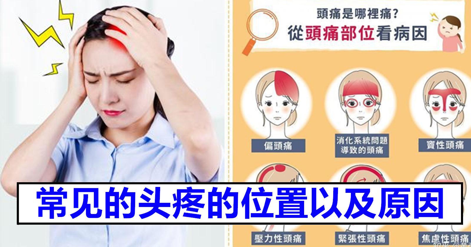 原因 偏 頭痛