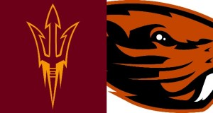Arizona State vs. Oregon State
