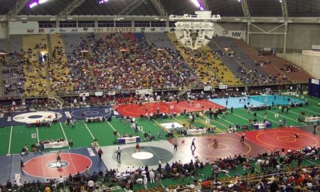 National Duals at the UNI Dome