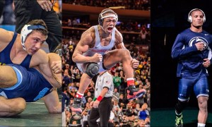 Myles Amine, Myles Martin, Mark Hall
