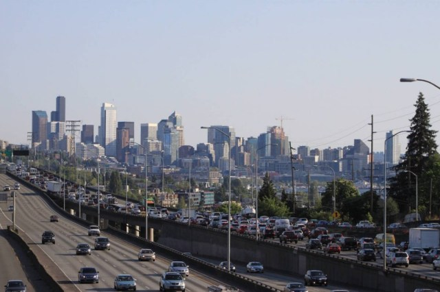 Seattle, JLL, Transit