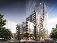AvalonBay, Seattle, Puget Sound, Downtown Design Review Board, Belltown, Dupre + Scott, Capitol Hill
