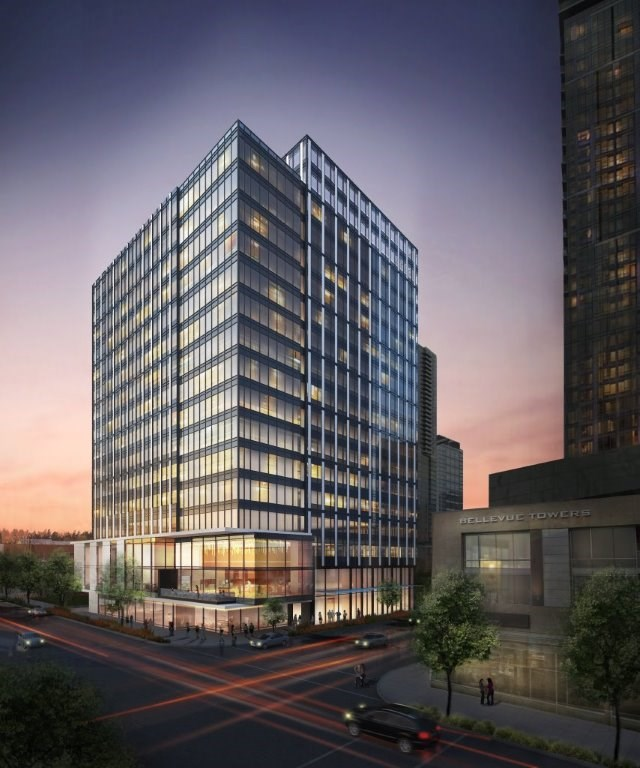 Amazon Expands Its Presence Into Downtown Bellevue By