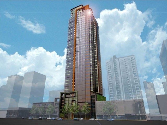Belltown Newmark Seattle Molasky Group Binjiang Group San Francisco Newmark Realty Capital Potala Tower Puget Sound hotel apartment