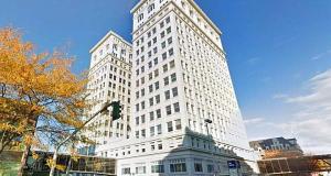 Newmark, US Bank Building, Spokane, Puget Sound