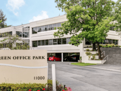 Evergreen Office Park, PCCP, Steelwave, Kidder Mathews, Bellevue, King County