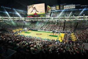 Seattle Partners, AEG, Hudson Pacific Properties, KeyArena, Seattle Coliseum,