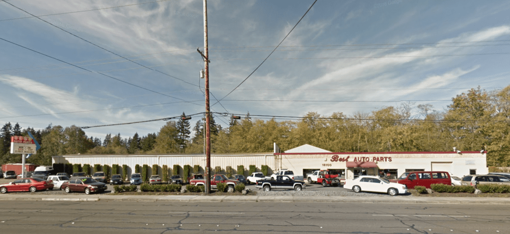 Best Auto Parts, UPS, Lynnwood, Snohomish County