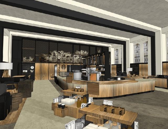 University of Washington, Starbucks, Seattle, Puget Sound, Suzzallo Library