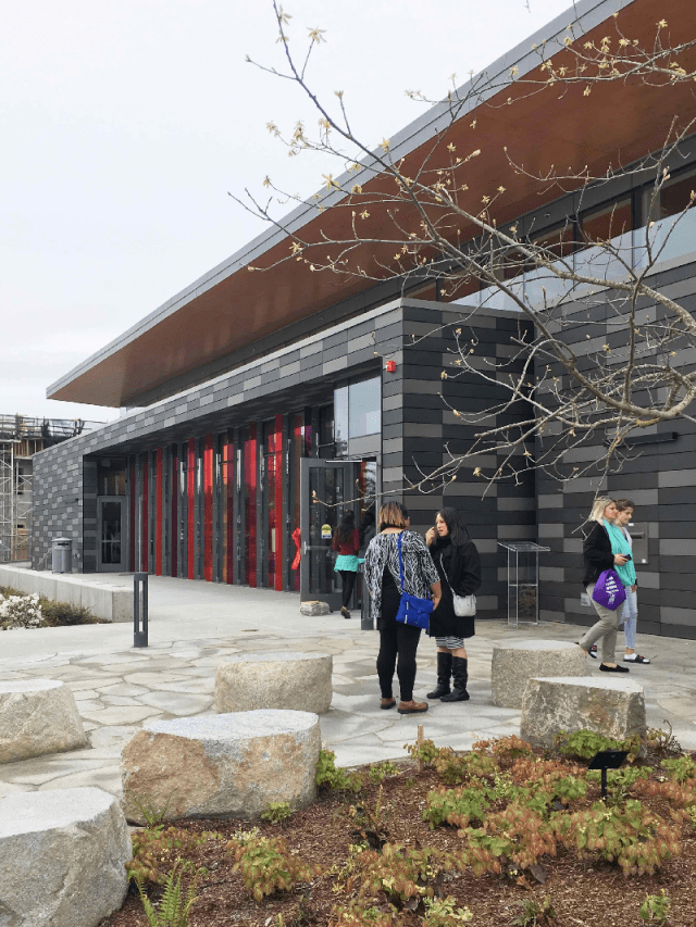 Perkins+Will, Edifice Construction Company, KCLS, Tukwila Library, Seattle , Puget Sound,