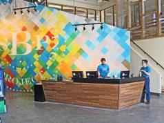 InCity, DJA Architects, Seattle Bouldering Project, Seattle