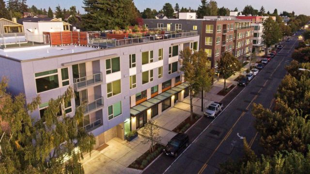 Equity Residential, Springline Apartments, West Seattle, Seattle, Intracorp