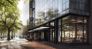 Urban Land Institute, Weyerhaeuser, General Electric, Fairfield, Seattle, Puget Sound, Pioneer Square