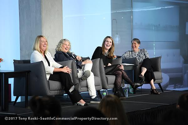 """BOMA Seattle King County, BOMA's """"Women in Action"""", Seattle, Puget Sound,"""