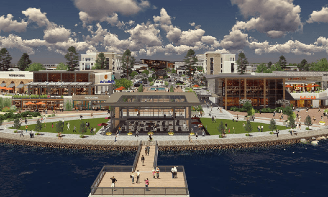 KTGY Architecture + Planning, Presidio Residential Capital, Oakpointe Communities, LakePointe Urban Village, Seattle, Puget Sound
