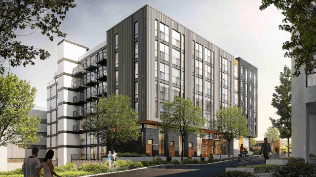 Pastakia + Associates, Zella Apartments, Multi-Family Housing Project, Seattle, Puget Sound, Queen Anne Neighborhood