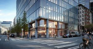 WeWork, Seattle, Martin Selig's Belltown, Puget Sound, WeLive, Third Avenue, Lenora Street, Puget Sound Business Journal