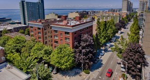 Institutional Property Advisors, Marcus & Millichap, The Humphrey, Seattle, Belltown, Puget Sound apartment living renting
