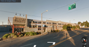 Ballard retail property and warehouse property, Seattle, Puget Sound, Goodman Real Estate, Simply Self Storage, King County, Old Ballard,