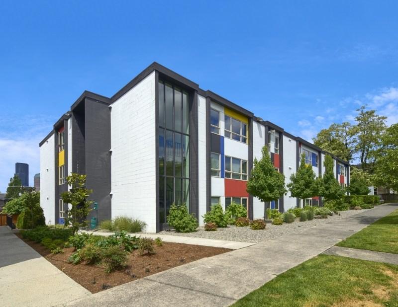 Stella Apartments, Seattle, CBRE Capital Markets, First Hill, Hill Vista,  Elliott
