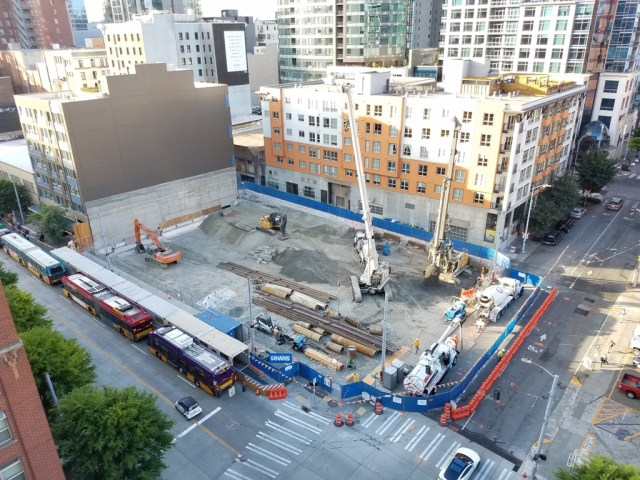 Lease Crutcher Lewis, Martin Selig Real Estate, Third & Lenora, Seattle, Belltown District, WeWork, City Transfer Incorporated