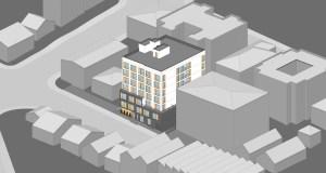 Seattle, University District, d/Arch LLC, Lotus Landscape Design, Terrane, Northwest Urban Center Village, Early Design Guidance