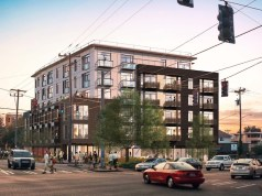 Ballard, Seattle, Pryde Johnson, Clark Design Group, Fazio Associates, Design Review Board, Puget Sound apartment construction