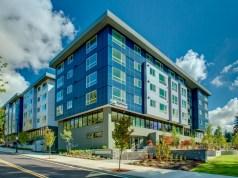 SeaLevel Properties, SAMM Apartments, Sammamish Town Center, New Bright Horizons Location, Puget Sound Region,