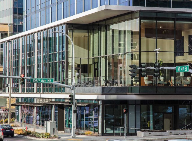 TriStar Capital, RFR Holding, Centre 425, Bellevue, Schnitzer West, Seattle, NBBJ, Kemper Development, Lincoln Square, 929 Office Tower, Trammell Crow, South Lake Union, Dexter Station, Amazon Phase VII,