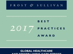 Frost & Sullivan, Columbia Pacific, Emeritus, Hillhaven, Holiday Retirement, Columbia Pacific Management, Columbia Pacific Advisors,, Global Growth Excellence Leadership Award,