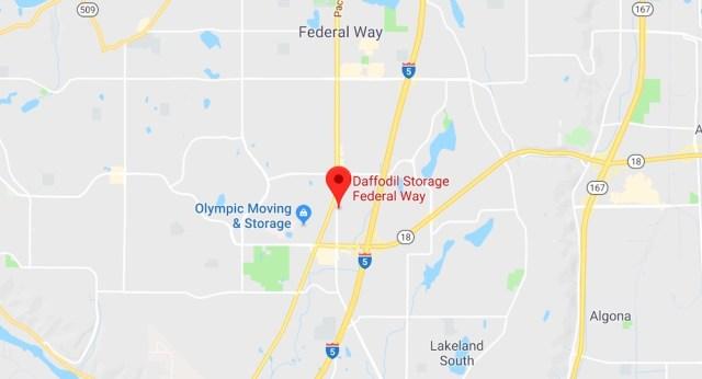 Seattle, FollettUSA, Marcus & Millichap, Daffodil Storage, Federal Way, Puyallup, Sacramento, Interstate-5, Tacoma, Puget Sound