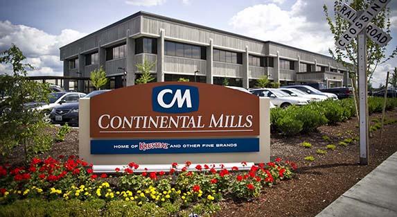 Continental Mills, Clarion Partners, King County, Tukwila, SeaTac, Seattle Ladies Bridge Club, Krusteaz, Wild Roots, Andover Park West