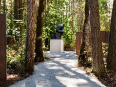 Tacoma, Weber Thompson's Landscape Design Studio, LeMay Collections, Sculpture Garden, LeMay Fine Arts Collection, Douglas Fir forest, Landscape Studio