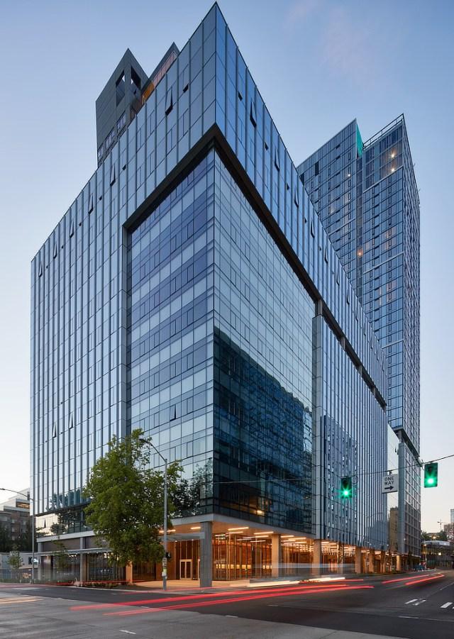 Principal Financial Group, Seattle, NKF Capital Markets, Touchstone, Takenaka Corporation, BGC Partners, Inc., NASDAQ Global Select Market