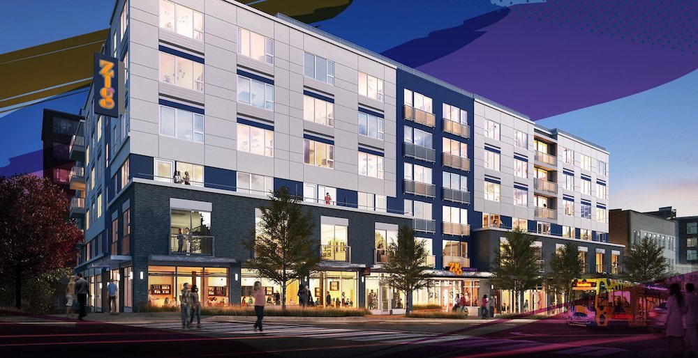 Seattle, Greystar, Intracorp, Resmark Apartment Living, First Hill, Mercer  Island,