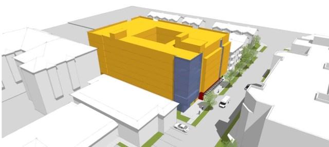 Seattle, Ecco Design Inc, Ken Large, Early Design Guidance meeting, Lake City, Lake City Future First, Caspian LLC, Abadan Holdings LLC
