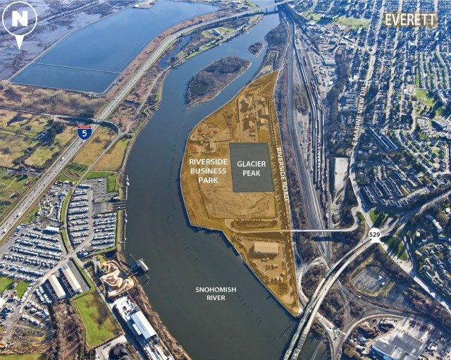 PCCP, Panattoni Development Company, Glacier Peak, Riverside Business Park, Paine Field Airport, New York, San Francisco, Los Angeles