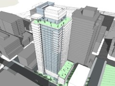 Seattle, Greystar, Weber Thompson, Olson Kundig, South Lake Union, Early Design Guidance meeting, Design Review, Aurora Corridor