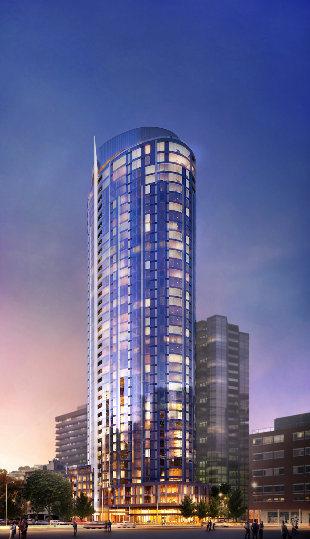 Seattle, Clise Properties, Graphite, Hoffman, Greystar Properties, Wild  Ginger, South